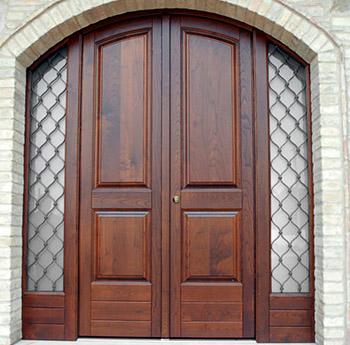 Portoni di ingresso fini progetti - Portoni in legno per esterno prezzi ...