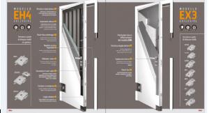 composizione porta blindata